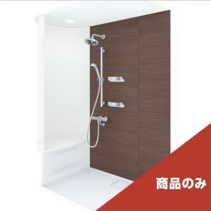 [リリパ オリジナルプラン]TOTO シャワーユニット Xタイプ 0816(プラナスブラウンウッド)商品のみ|rerepa