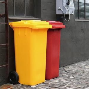 ダルトン dolton ゴミ箱 65リットル プラスチック トラッシュカン 65リットル ダストボックス レッド アメリカン インテリア ダルトン(REROOM) reroom 03