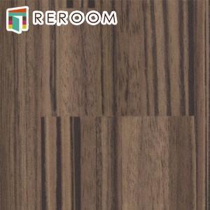 壁紙 のりつき ペット対応 1m 単位切売 シンコール 壁紙 のり付き SW-2532 ブラウン もとの壁紙に重ね貼り OK! 下敷きテープ付き(REROOM)|reroom