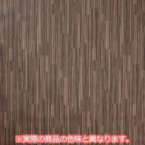 壁紙 のりつき ペット対応 1m 単位切売 シンコール 壁紙 のり付き SW-2532 ブラウン もとの壁紙に重ね貼り OK! 下敷きテープ付き(REROOM)|reroom|02