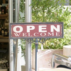 ダルトン おしゃれ お店用 オープン スタンド S355-83 サインスタンド アンティークな風合いのショップスタンド(REROOM)|reroom|05