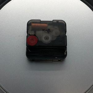 ダルトン ダブルフェイス ウォールクロック S624-659SV シルバー 壁掛け時計 おしゃれ カワイイ レトロ 両面式タイプ(REROOM)|reroom|04