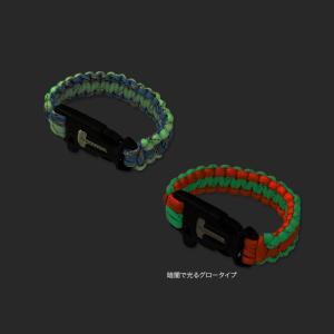 #beORANGEミサンガ Ver.2(クーポン対象外) 防災ガール パラコード ブレスレット 防災 多機能 笛 ファイアスターター付|rescue99|05