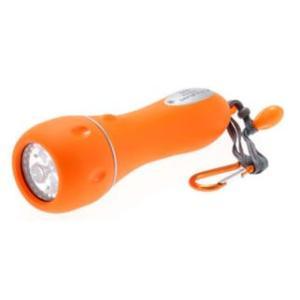 水に浮く LED 防水 ラバーライト オレンジ RU-905...