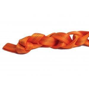 チューブラー ウェビング オレンジ 1インチ (6.0m)|rescuejapan