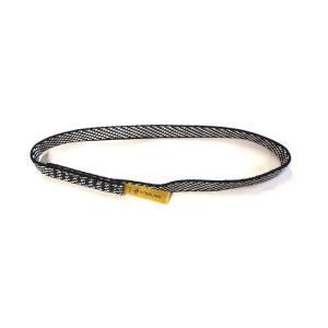 テープスリング ダイニーマー 25cm ブラック スターリン社|rescuejapan