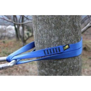 テープスリング ナイロン 60cm(ブルー) スターリン社|rescuejapan
