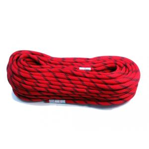 セミスタティックロープ 11mm50m テンドン レッド EN1891 【 ロープアクセス・IRATA基準・高所作業用】...