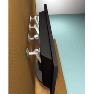 ガムロックTV-4 薄型テレビ他多用途タイプ ※同種3個以上でリムーバープレゼント!|rescuenet