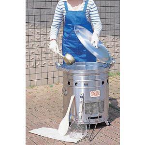 大型炊き出し器 まかないくん30型 基本セット|rescuenet