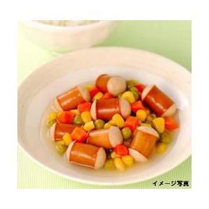 ウインナーと野菜のスープ煮 1缶   防災 長期保存食 rescuenet