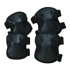 トンボレックス ハードタイプ樹脂パッド(肘・膝セット) G-JPS5|rescuenet