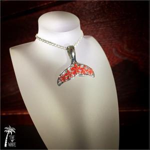 Lucky tail - Hawaiian Jewelry - Red|resortiara