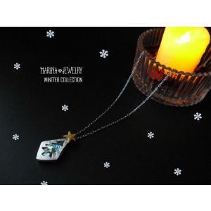 Xmasツリーのネックレス - 3way silver|resortiara