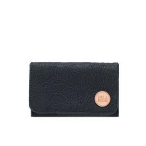 オーストラリア発 サーフブランド BILLABONG 財布 黒|resortiara