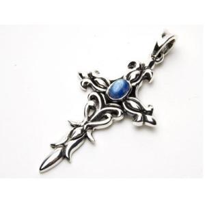 Cross silver925 ペンダントトップ|resortiara