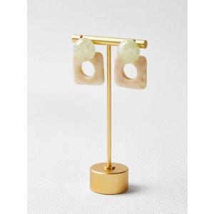 mix earrings ピアス|resortiara