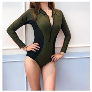 レディース ワンピース水着 大人 シンプル 体形隠し 水着 プール トレーニングに ジム|resortiara