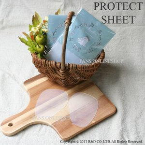 Amalka アマールカ PROTECT SHEET クリアタイプ サンダル・パンプス用汚れ防止シート |resources-shoecare