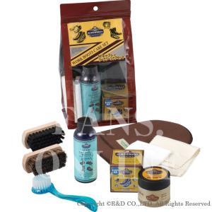 R&D ワークブーツケアセット オイルドレザー マウンテンブーツ 靴磨き |resources-shoecare