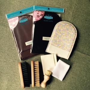 靴磨きセット シューケア R&D お手入れ基本セット インターネット限定セット |resources-shoecare