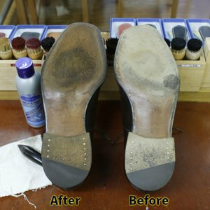 R&D シューケアマイスター レザーソールケア resources-shoecare