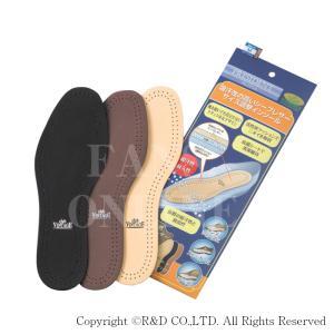中敷き インソール 汚れ防止 club VINTAGE プレジデント ベージュ サイズ調整|resources-shoecare
