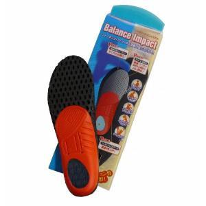 中敷き インソール ウォーキング・フィットネスに最適 club VINACTIVE バランスインパクト|resources-shoecare