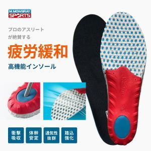 中敷き インソール M.MOWBRAY SPORTS ENERGYα エナジーアルファ ゴルフ 野球 ソフトボール テニス|resources-shoecare
