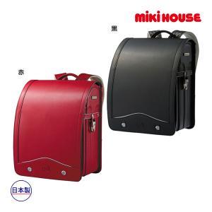 ミキハウス正規販売店/ミキハウス mikihouse 牛革ランドセル respect-1