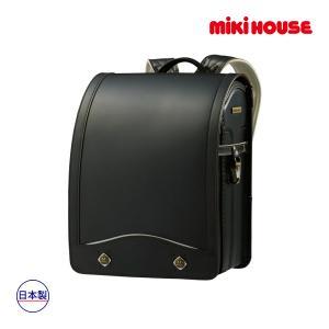 ミキハウス正規販売店/ミキハウス mikihouse コードバンランドセル(男の子用) respect-1
