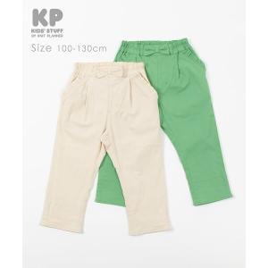 ニットプランナー Knit Planner ストレッチブロード8分丈パンツ(100cm・110cm・120cm・130cm)/KP|respect-1