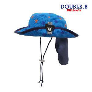 ミキハウス正規販売店/ミキハウス ダブルビー mikihouse テンガロンハット(48cm・50cm・52cm) respect-1