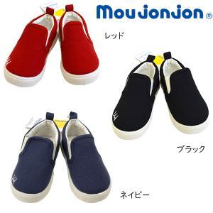 mou jon jon(ムージョンジョン) キャンバススリッポン(13cm-19cm)|respect-1