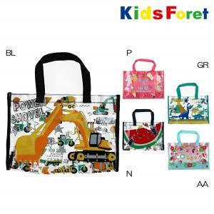 キッズフォーレ Kids Foret プールバッグ かばん|respect-1