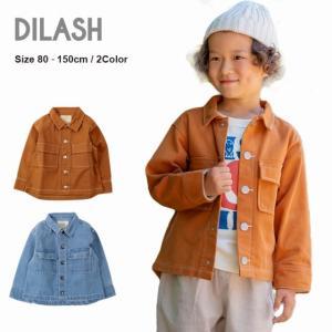 DIL正規販売店/ディラッシュ DILASH CPOジャケット(80cm・90cm・100cm・110cm・120cm・130cm・140cm・150cm)|respect-1