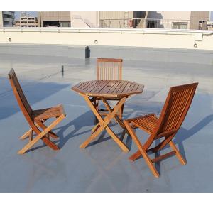 ガーデンテーブル&チェア 3脚セット 中古品 地域限定送料無料|resta-3r-shop