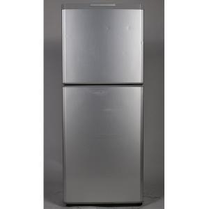 送料無料 ナショナル*2ドア冷凍冷蔵庫135L (さいたま店) (中古品)