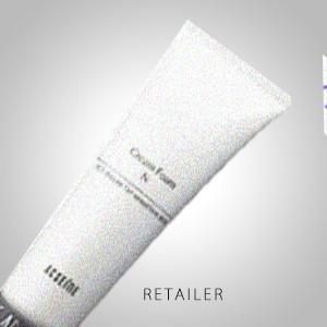 ACSEINE アクセーヌ クリームフォームN(さっぱりタイプ) <洗顔料> retailer-plus