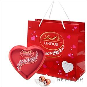 ※当店ではお取り寄せ商品のため7日〜10日で発送予定です。♪ Lindt リンツ リンドールハート缶...