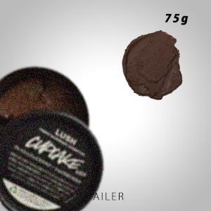 ♪ 75g LUSH ラッシュ ショコラのこだわり<Cupcake><フレッシュフェイスマスク><ディープクレンジング><フェイスパック>|retailer-plus