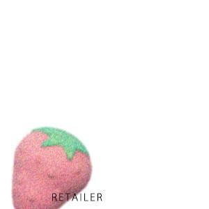 ♪ 約100g LUSH ラッシュ ベリーアンドクリーム Strawberries and Cream<バスボム><浴用化粧品><入浴剤> <浴室グッズ><バスグッズ>|retailer-plus