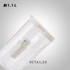 ♪ 約1.1L 無印良品 アクリル浄水ポット 浄水容量 約1.1L <キッチン用品><台所用品><冷水筒・浄水ポット>|retailer-plus