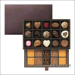 ♪GODIVA ゴディバ グランプラス 30粒 <お菓子・チョコレート・バレンタインデー・ホワイトデ...