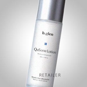♪ b.glen ビーグレン QuSomeローション 120mL <化粧水・ローション><高機能化粧...