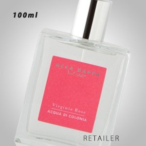 ♪ ACCAKAPPA アッカカッパ ローズオーデコロン 100ml <フレグランス・香水・パフューム>|retailer-plus