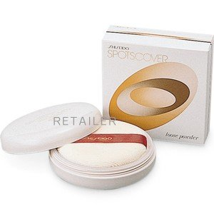♪資生堂  スポッツカバー ルースパウダー 30g <おしろい・フェイスパウダー><Shiseido>|retailer-plus