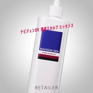 ♪ 資生堂 ナビジョンDR 薬用スカルプエッセンス 200ml <育毛剤・頭皮育毛剤・薬用育毛剤> <医薬部外品><NAVISION>|retailer-plus