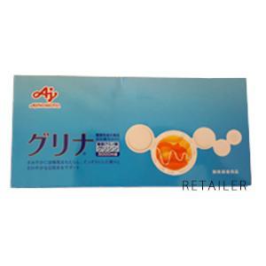 ♪ 味の素KK  グリナ 3.1g×30本 <サプリメント・グリシン配合> retailer-plus
