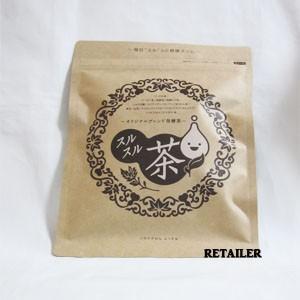 即納★ ジョイフルライフ ★茶 スルスル茶 3g×15包入り <烏龍茶・ウーロン茶・プーアル茶・するする茶> <肥満予防・JOYFULLIFE>|retailer-plus